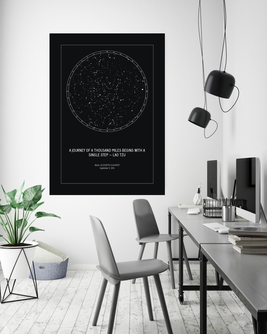 home office decor. company anniversary gifts. Scandinavian office decor ideas.